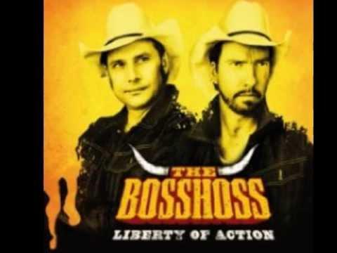 BossHoss-Live it up + LYRICS