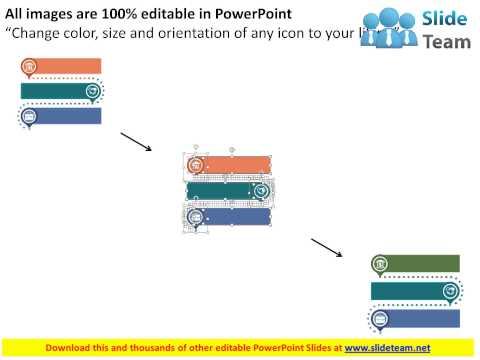 financial deal banking solution flat powerpoint design
