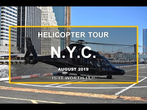 Helicopter Tour New York – Is It Worth It, Prices – Tips & Tricks