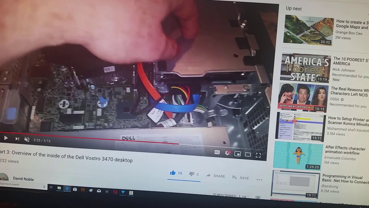 Why I sold my Dell Vostro 3470 and got a Inspiron 3670 mid tower I5-8400  desktop computer