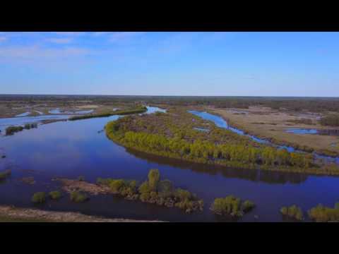 Вязники- Мстёра(Видео с воздуха)