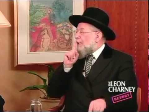 Yisrael Meir Lau | Charney Report