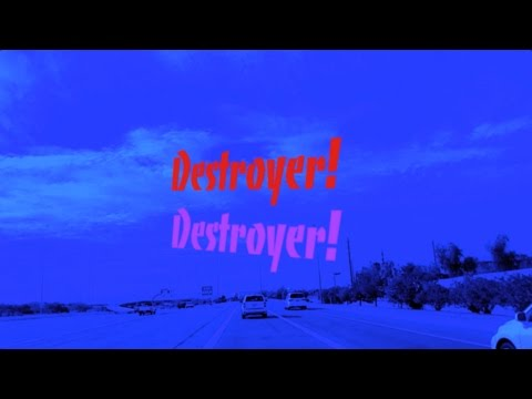 Phantogram - Destroyer (Lyric Video)