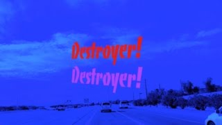 Phantogram - Destroyer (Lyric Video)