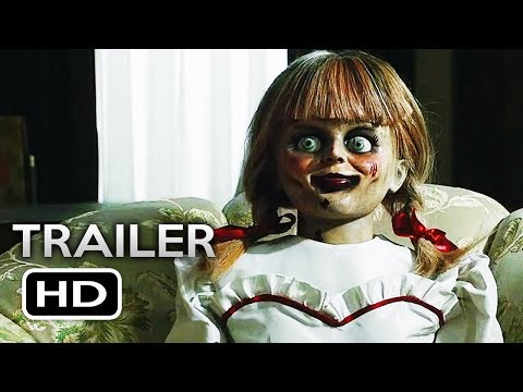 ANNABELLE COMES HOME Official Trailer 2 (2019) Annabelle 3 Horror Movie HD