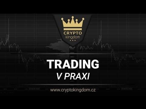 Trading v praxi #1 | Crypto Kingdom CZ