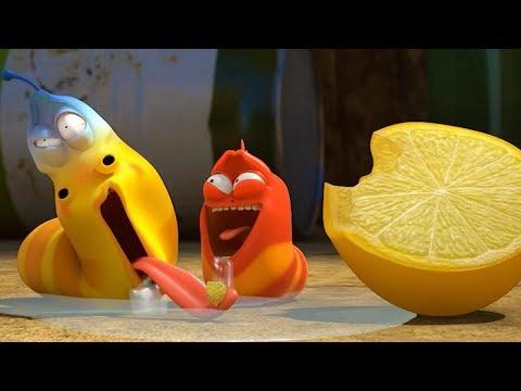 LARVA - SOUR FRUITS | Cartoon Movie | Cartoons For Children | Larva Cartoon | LARVA Official