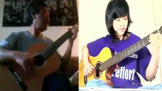 Thuyền Viễn Xứ - Song Tấu Guitar
