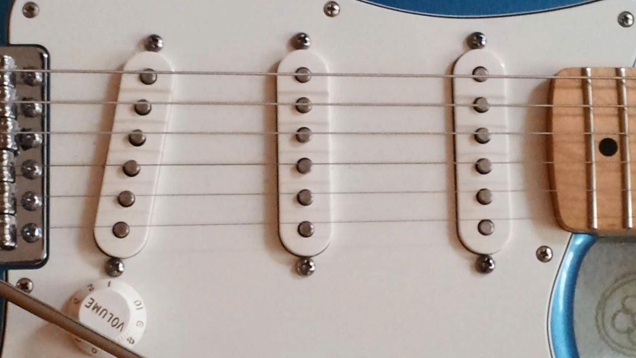 Electric Guitar Pickups 101 Youtube