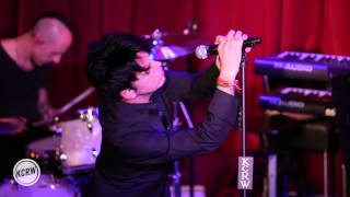 "Gary Numan performing ""Are"