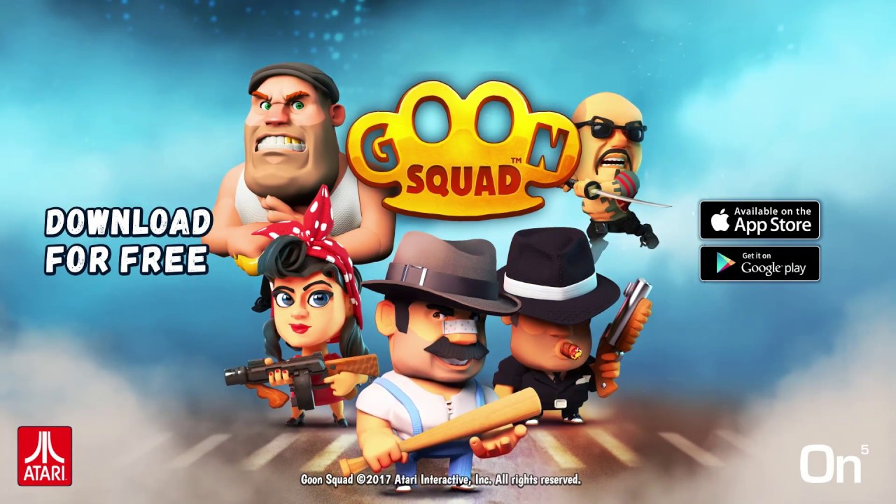 Goon Squad™ Trailer