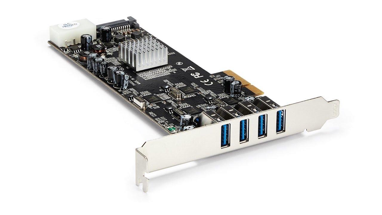 Computer PCI To USB 2.0 Expansion Card Desktop Mainboard 5 Port USB 2.0 PCI Card