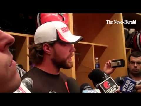 Browns linebacker Paul Kruger says finishing games successfully is more difficult than people realiz