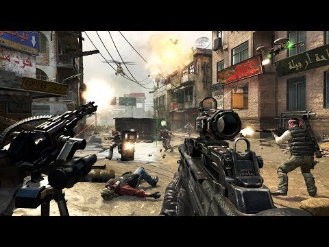 Top 10 FPS (First Person Shooter) PC Games With Unbelievable Graphics.