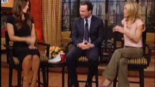 Kate Beckinsale interview on Regis and Kelly (12/4/09)