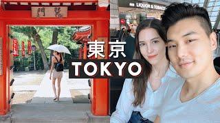 JAPAN Vlog 🇯🇵 Real Food VS Fake Food? 🍱 [국제커플] 일본 진짜 음식 VS 가짜 음식 & 맛집 여행