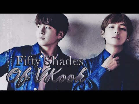 Fifty Shades of VKook +18