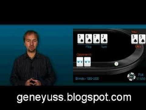 Daniel Negreanu's Small Ball Strategy
