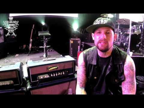 Laney Interview: The Madden Brothers -  Benji Madden
