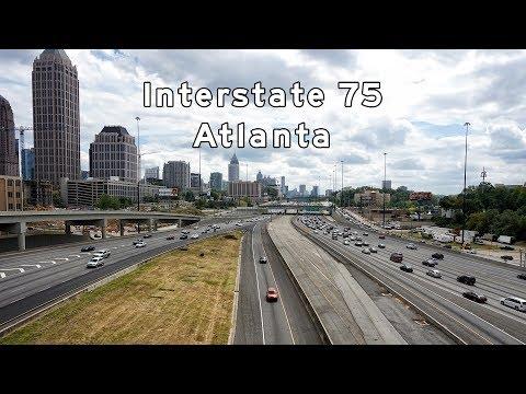 2017/11/12 - Interstate 75 South - Atlanta, Georgia