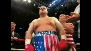 Butterbean vs Billy Eaton 13.9.1997 (Butterbean gets knocked down with the first punch!)