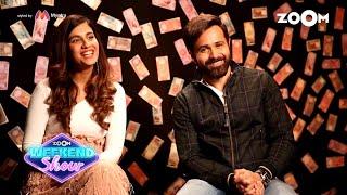 Emraan Hashmi & Shreya Dhanwanthary play a fun game