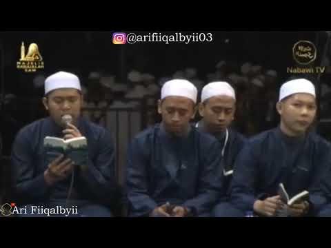 Qasidah Lillahi Qoumun Bizikril - Hadroh Majelis Rasulullah Saw