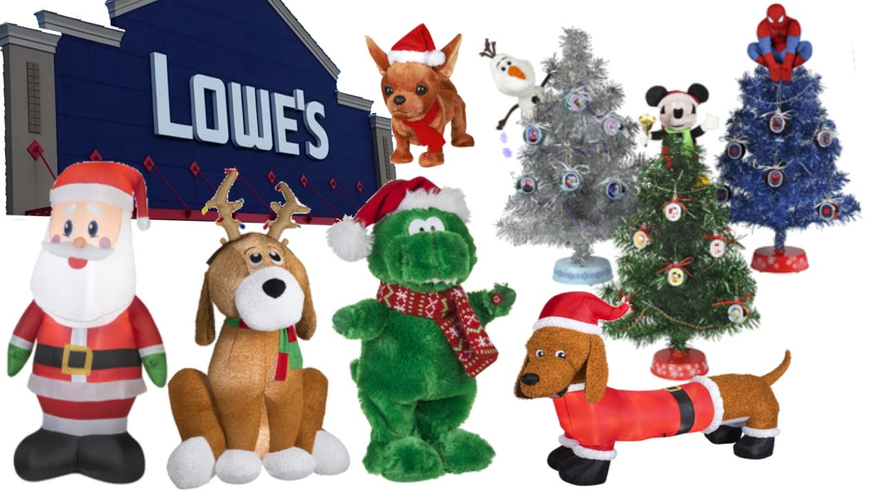 lowes inflatable christmas decorations www inpedia org