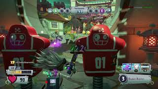 The dumbest and longest match ever XD|Plants vs Zombies GW2