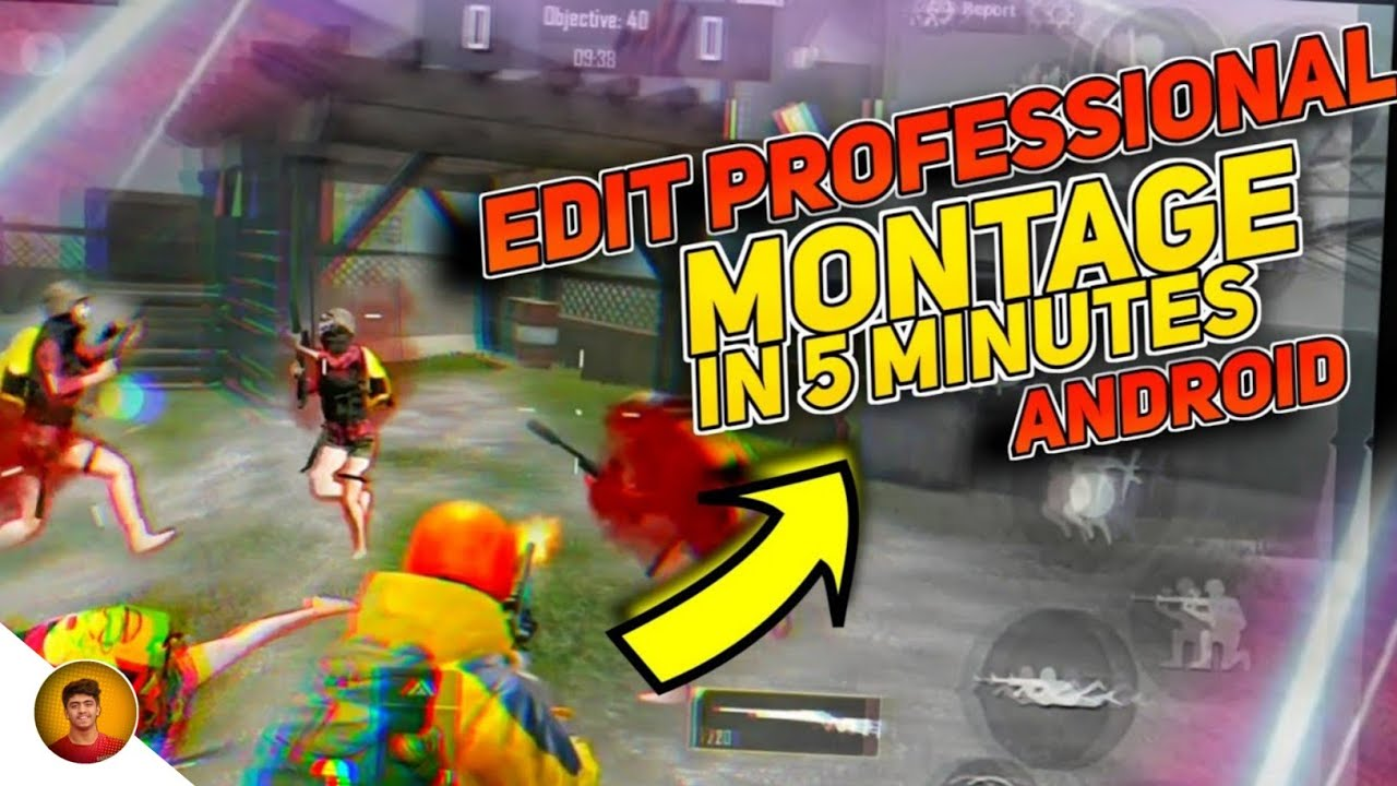 How To Edit Montage Video Like Professionals On Android. Make Montage Wit Slow Motion Effects 2020.