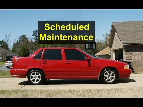 Scheduled maintenance, how to properly care for your car - Auto Care Series