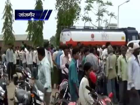 Diesel Problem in Janjgir