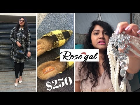 I SPENT $250 ON ROSEGAL! Is it worth it? | Review + Haul | Priyanka Boppana