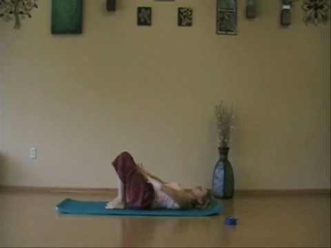 pilates and yoga knee exercises  youtube