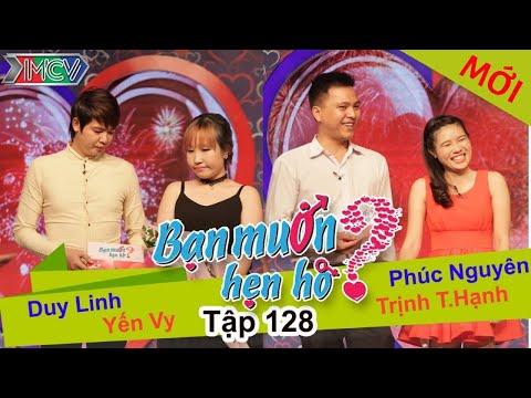 BẠN MUỐN HẸN HÒ - Tập 128 | Duy Linh - Yến Vy | Phúc Nguyên - Trịnh T.Hạnh | 28/12/2015