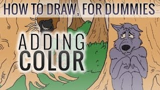5. Adding Color | How To Draw, For Dummies