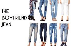 Boyfriend Jeans!! HOW TO BUY/WEAR