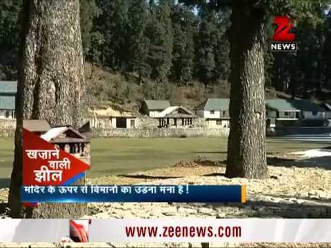 Exploring the mystery of mythical Kamrunag lake of Himachal Pradesh!