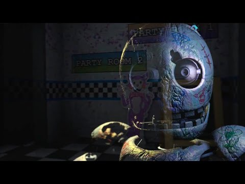 Five Nights At Candy's - ТРЕЙЛЕР ИГРЫ! - Five Nights At Freddy's