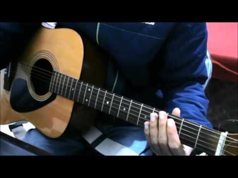 Tere Bina + Rang sharbaton ka - easy Guitar Cover Lesson chords beginners roamantic songs valentine