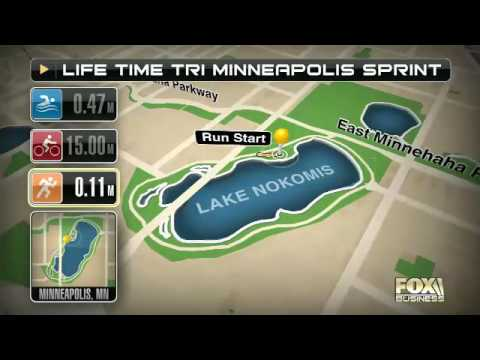 Profit From Experience Minneapolis Tri Course Overview (Sprint)