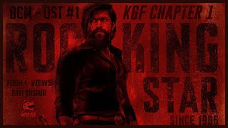 KGF BGM (8D Audio) + KGF Ringtone Download | Wild Rex