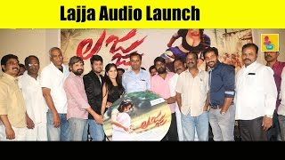 Lajja Movie Audio Release - chai biscuit