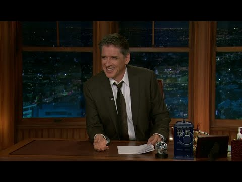 Late Late Show with Craig Ferguson 5/27/2011 Drew Carey, Rutina Wesley, Electric Barbarellas