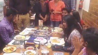 Food Yatra: Lavish Buffet at Barbeque Nation