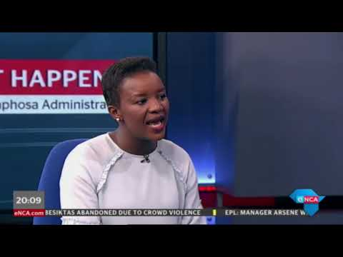 In conversation with Busisiwe Mavuso - PART 1