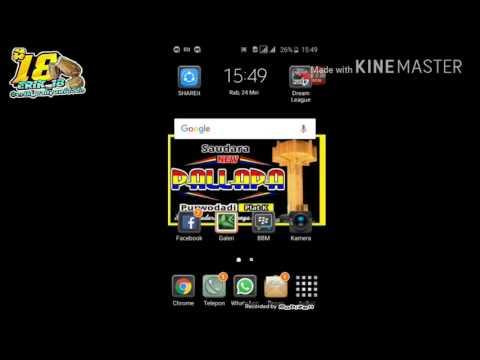 Cara lengkap bermain kendang di android. ( download sampling + memasukannya )