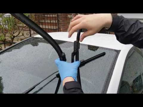 How to Replace Windshield Wipers on Your Car - MK7