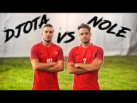 1 VS 1 CHALLENGE   DJOTA vs NOLE