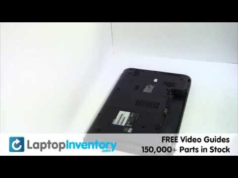 Toshiba Satellite C50 C55 Battery Replacement Guide Replace Repair Fix Install Laptop